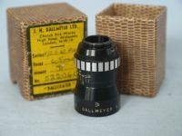 '    6.5MM 2.5 DALLMEYER -BOXED- ' Dallmeyer 6.5MM 2.5 Lens D-MOUNT Dallcoated -RARE-BOXED- £59.99